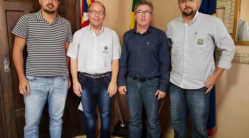 INAUGURAÇÃO DO POSTO DE ATENDIMENTO BIOMÉTRICO EM CESÁRIO LANGE