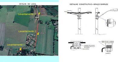 Sistema de Iluminação Pública receberá ampliação no bairro campininha.