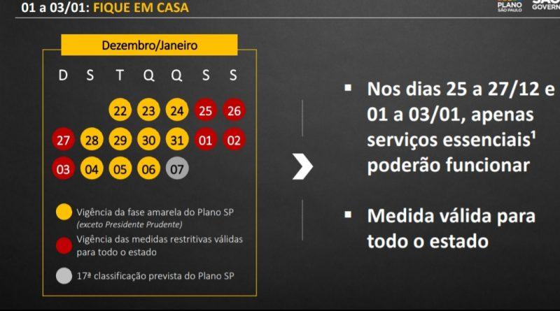 Comunicado da Prefeitura Municipal de Cesário Lange à toda população.
