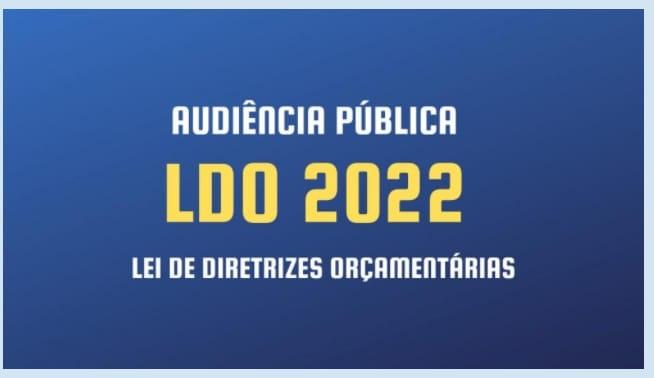Prefeitura convida população a participar da elaboração da Lei de Diretrizes Orçamentárias- LDO de 2022